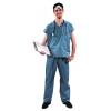 Medical Scrub Suit Large